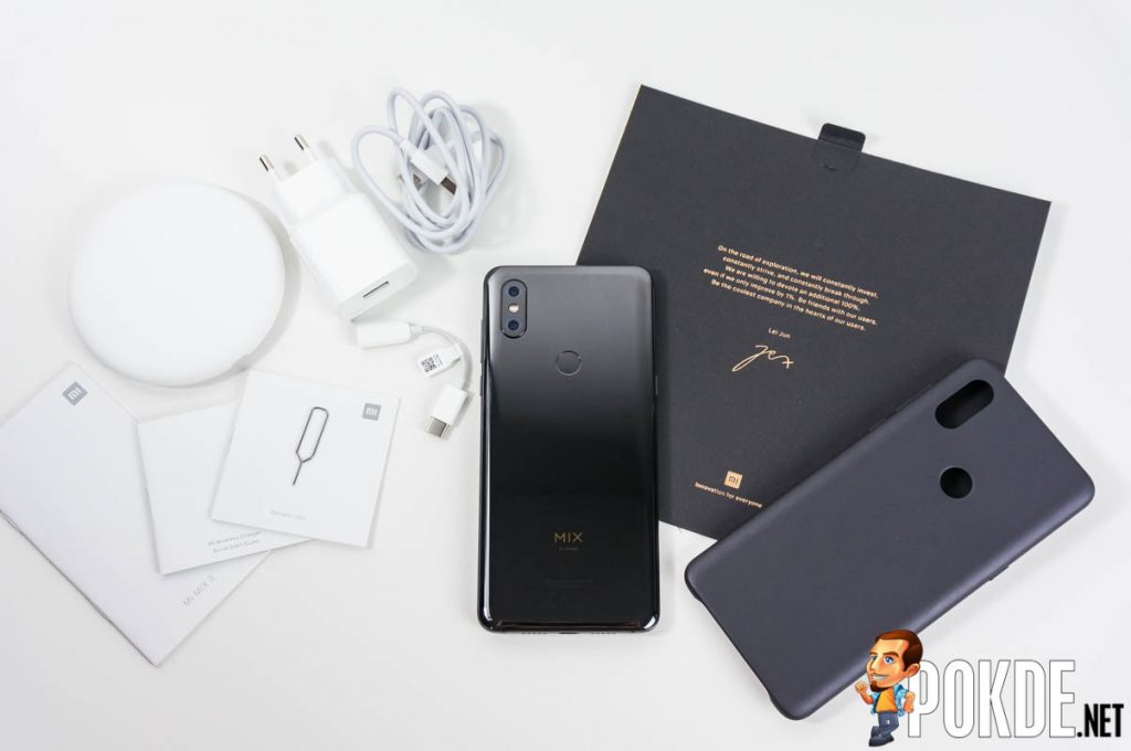 Xiaomi Mi MIX 3 review — sliding the bezels away 33
