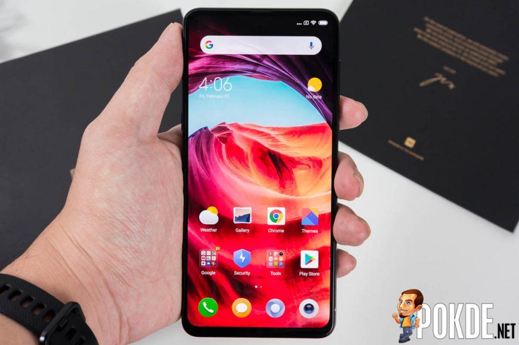 Xiaomi Mi MIX 3 review — sliding the bezels away 46