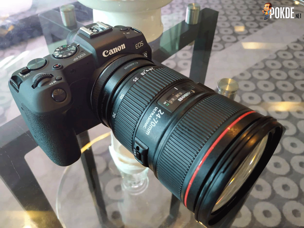Canon Introduces New Full Frame EOS RP 30