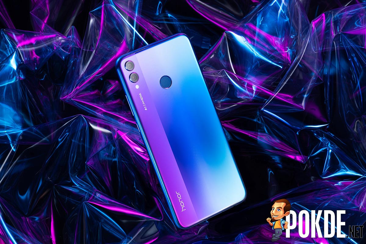 New HONOR 8X Phantom Blue will be available starting tomorrow! 23