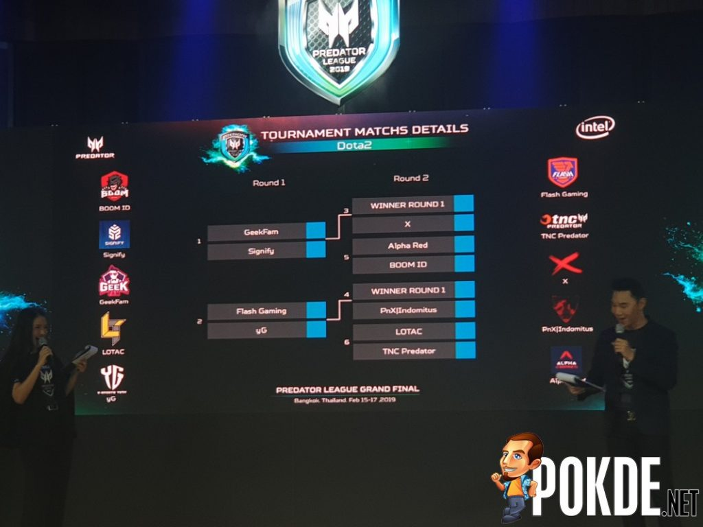 [Predator League 2019] Dota2 and PUBG Game Rules, Scoring Matrix and Team Members 24