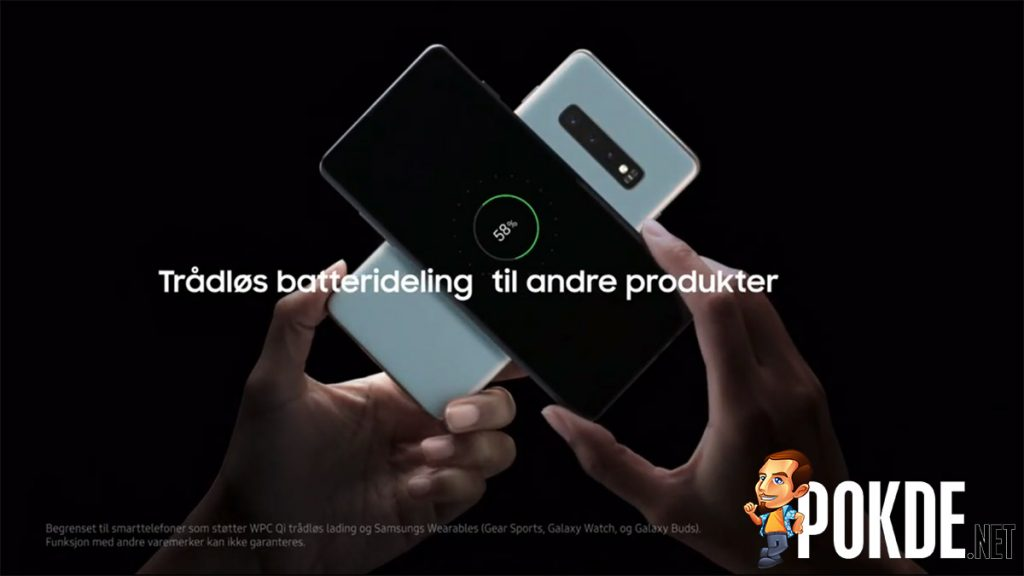 Samsung Galaxy S10+ leaked in its entirety by TV ad — hope you like the Infinity-O display! 20