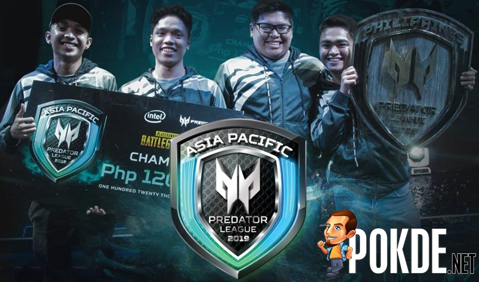 [Predator League 2019] Dota2 and PUBG Game Rules, Scoring Matrix and Team Members 37