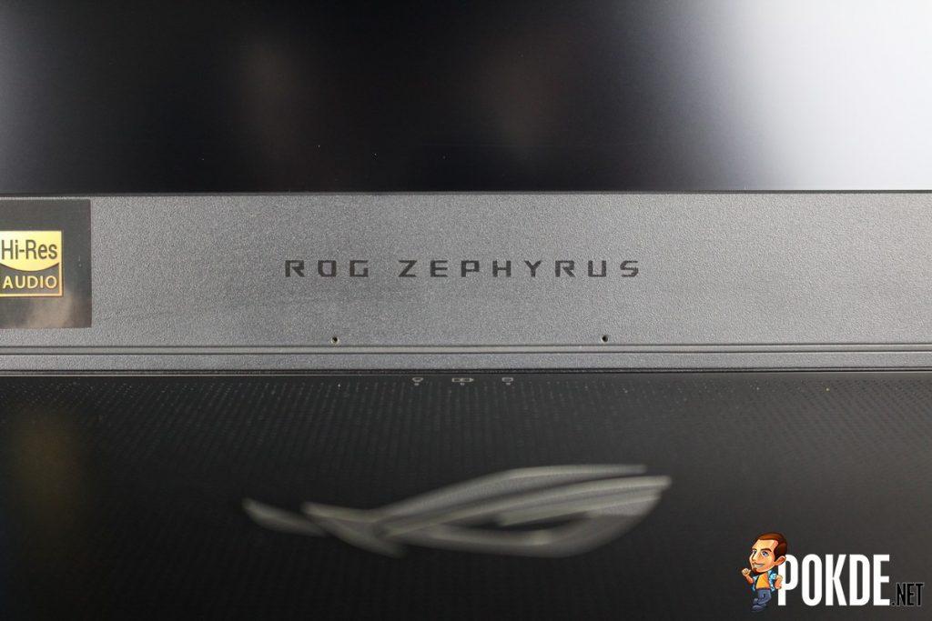 ASUS ROG Zephyrus S GX701 gaming laptop review