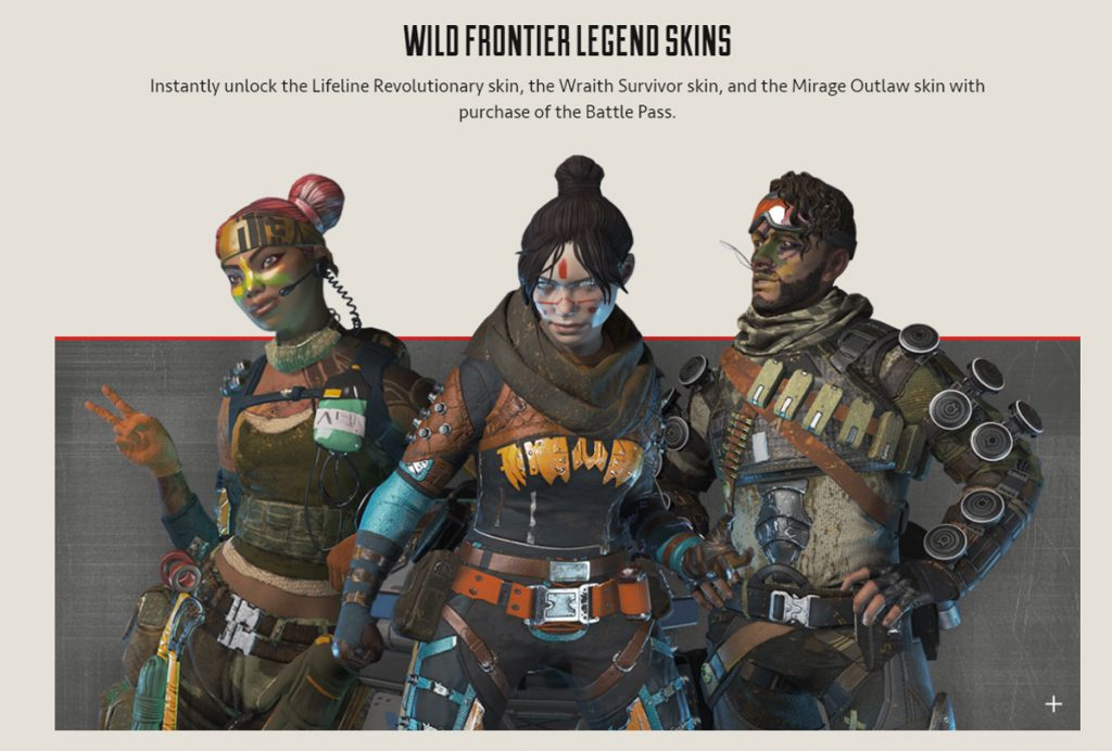 Apex Legends Season 1 Battle Is Now Out 28