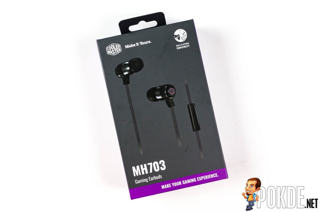 Cooler Master MH703 Gaming Earbuds review — high quality gaming audio? Check! 23