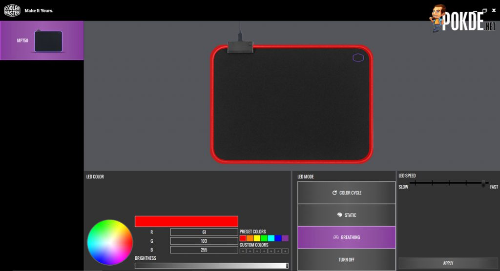 Cooler Master MP750 Mousepad Review — As Smooth As It Gets 27