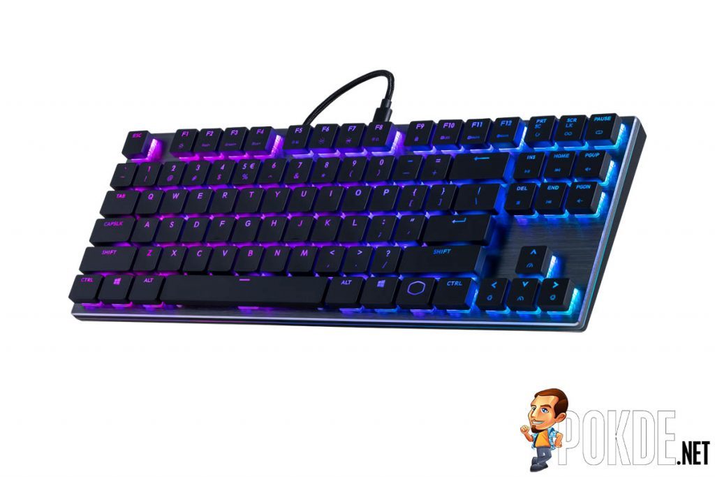 Cooler Master MK730 and SK630 introduced — two new TKL keyboards in two different profiles! 28