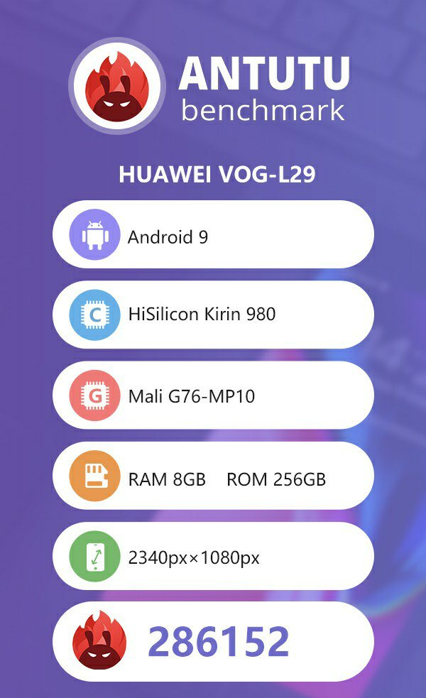 The HUAWEI P30 Pro has received SIRIM certification 24