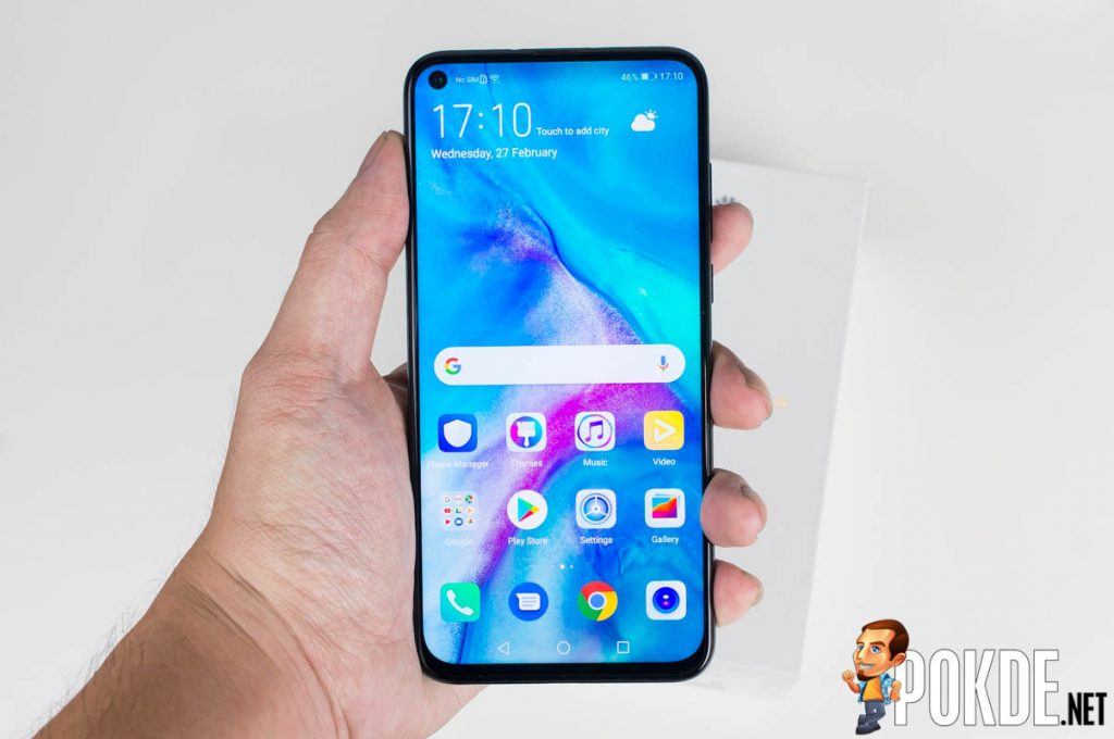 HUAWEI nova 4 review — could probably do with more grunt under the hood 36