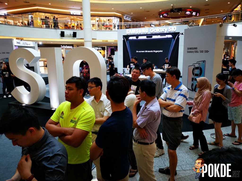Samsung Galaxy S10 Nationwide Roadshow Has Begun