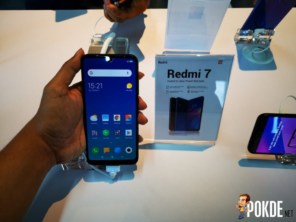 Xiaomi Redmi 7 Makes Surprising Debut in Malaysia 29