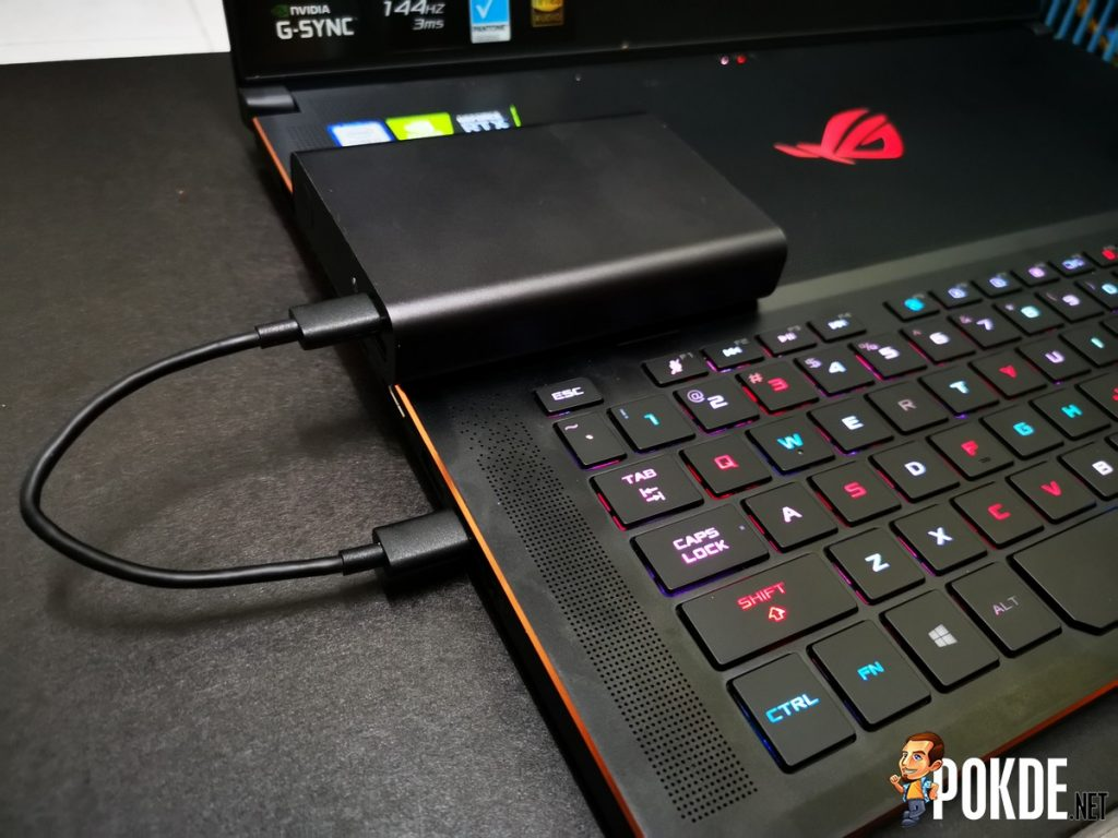 ASUS ROG Zephyrus S GX701 Review - RTX 2080 Max-Q Is A Good Step Forward 23