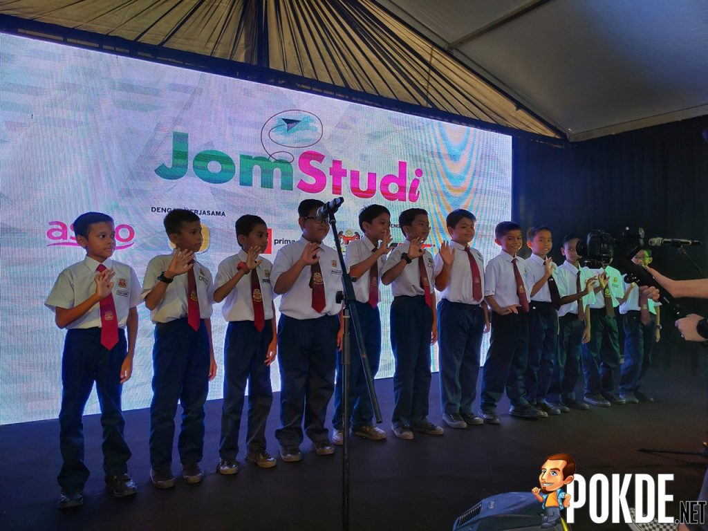 Digital Learning Portal JomStudi Officially Launches 21
