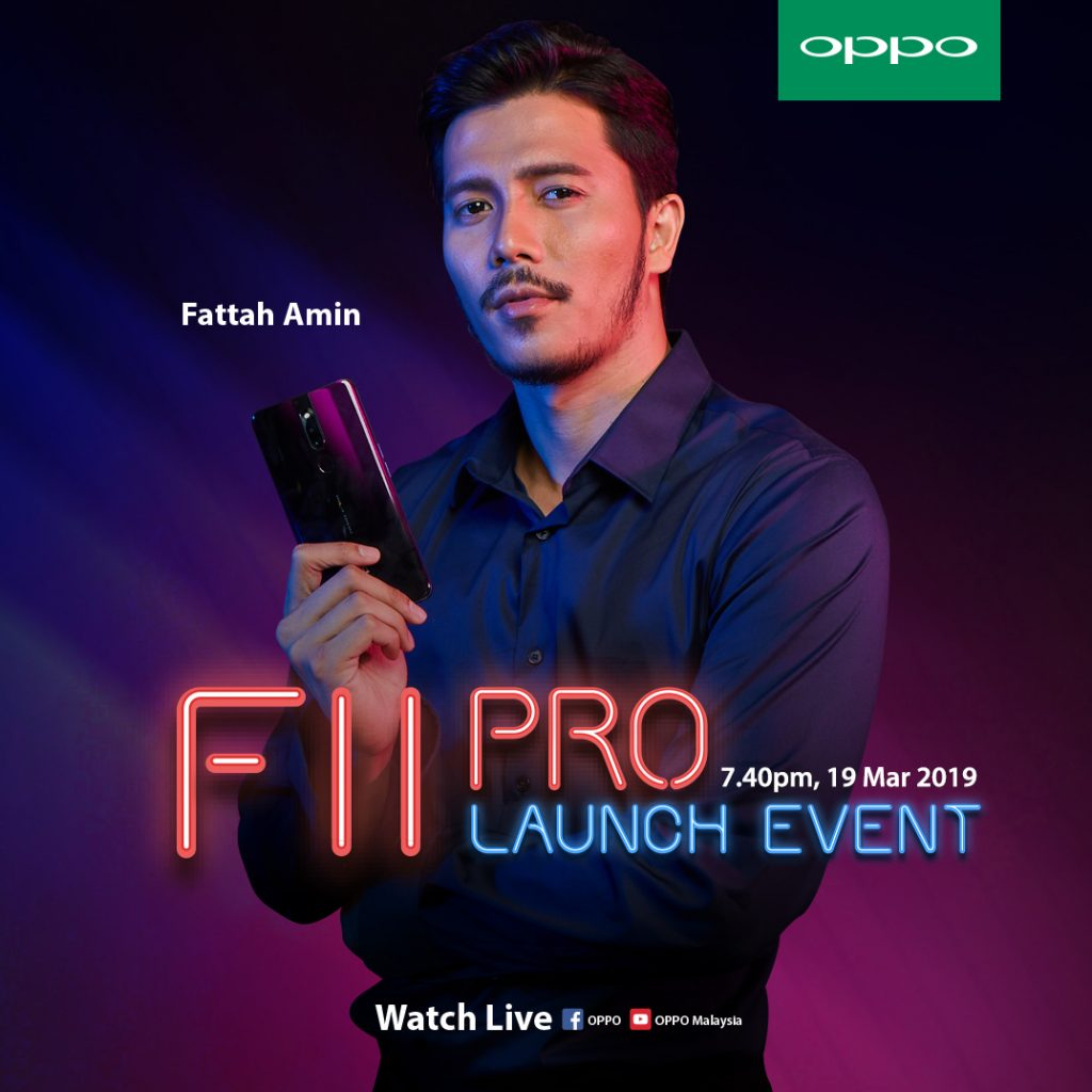 You Can Win A Brand New OPPO F11 Pro Just By Watching The Live Stream Event 23
