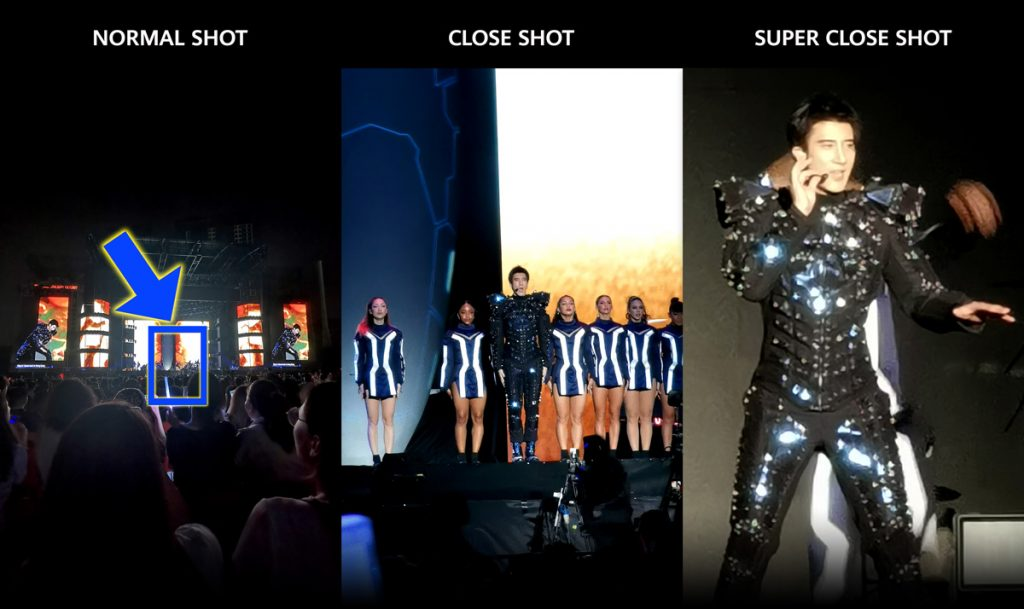 Huawei P30 camera captures Wang Lee Hom concert details like no other! 27