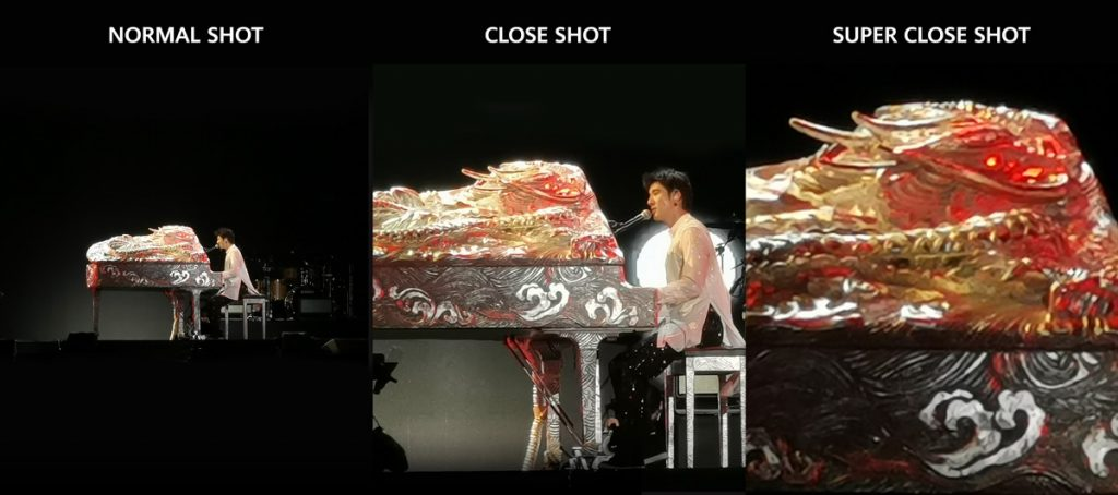 Huawei P30 camera captures Wang Lee Hom concert details like no other! 29
