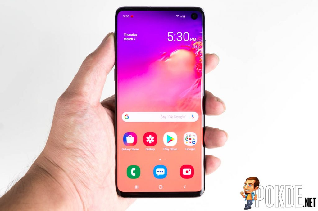 Samsung Galaxy S10 review — the best Galaxy S10 smartphone out there? 40