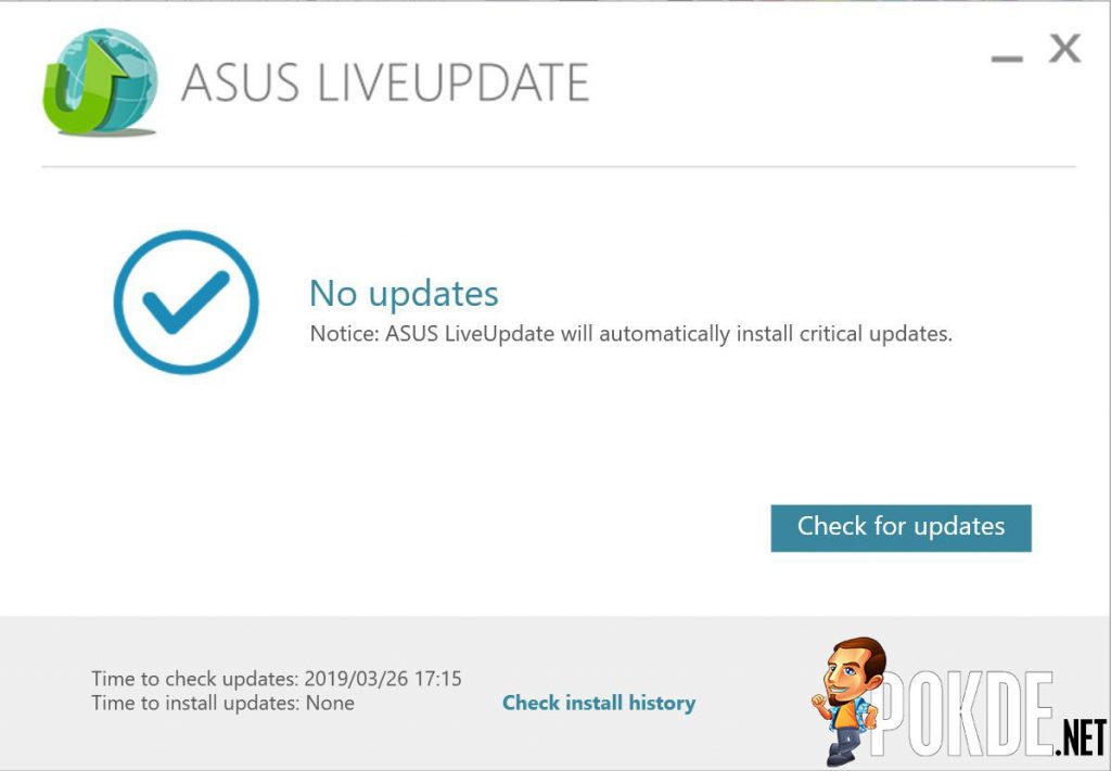 ASUS releases update to patch ASUS Live Update vulnerability — also created a new diagnostic tool to check if you are affected 27