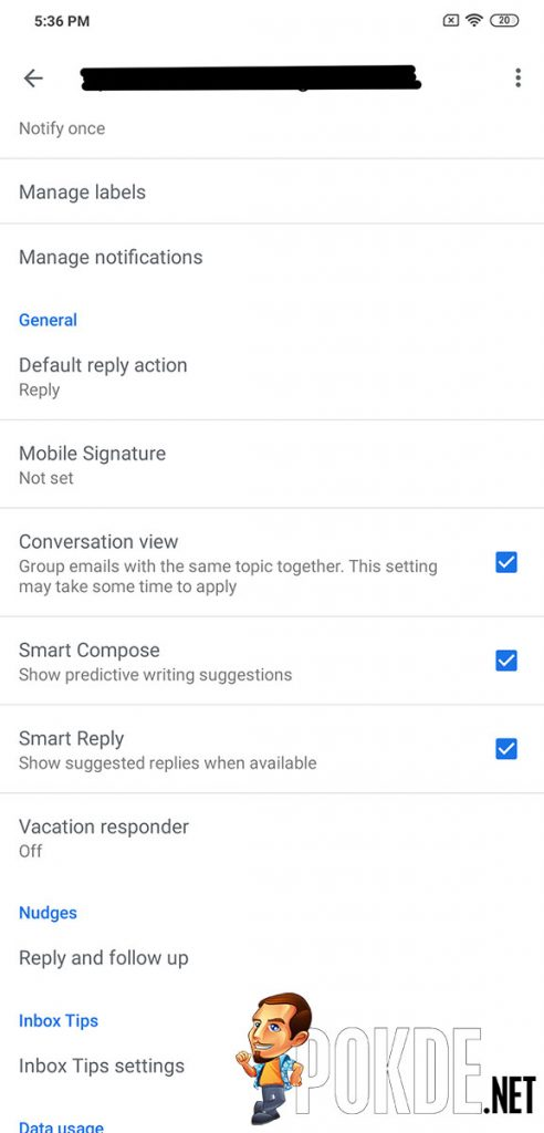 Gmail's Smart Compose is now available on more Android devices 23