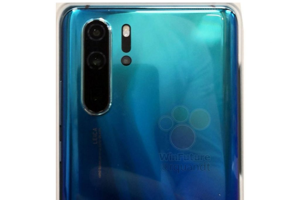 HUAWEI P30 Pro leaked in its entirety! 25