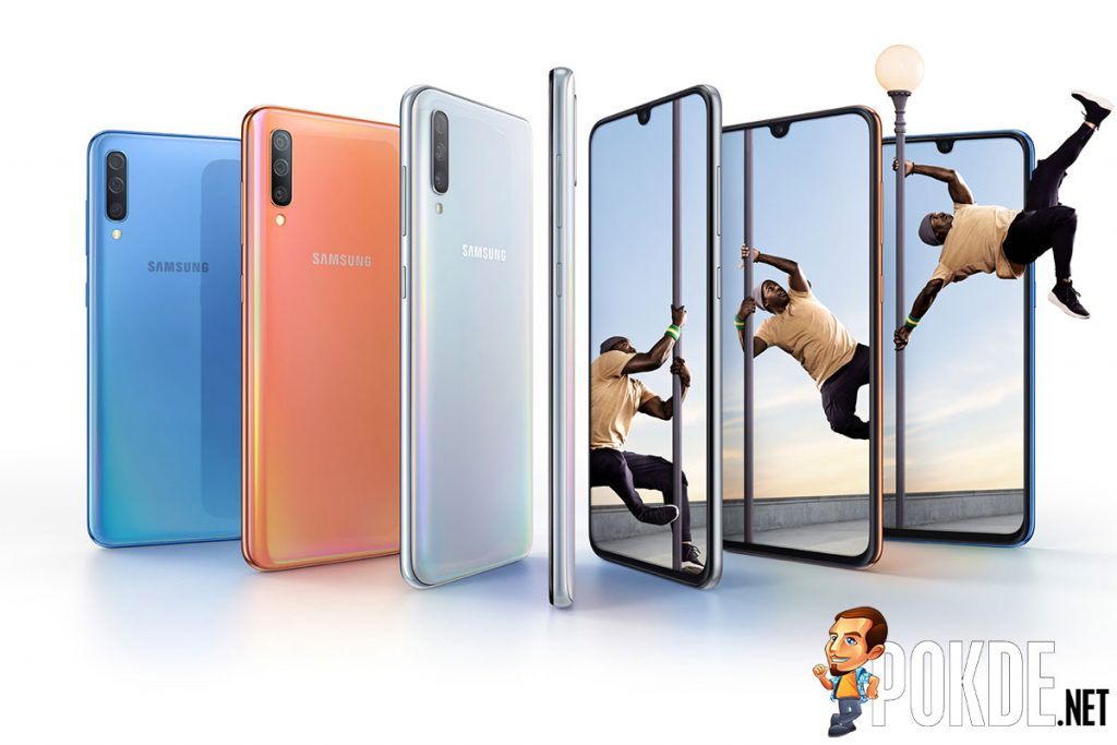 Samsung Galaxy A70 offered for RM350 less than SRP just days after arriving in Malaysia 24
