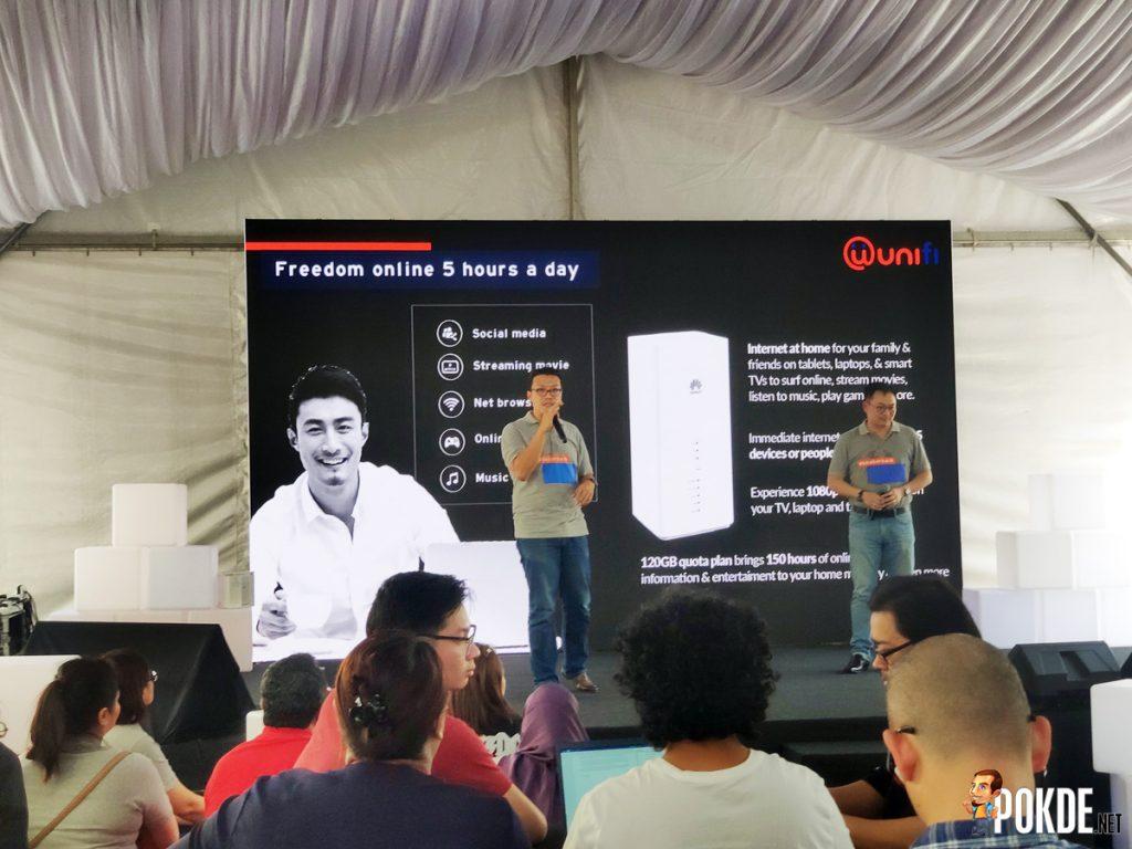 Unifi #KhabarBaik 2.0 — En Route To 5G Wireless Technology In Malaysia 23