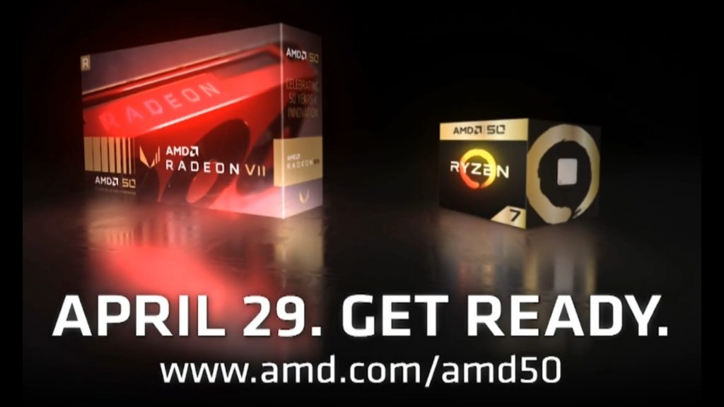 AMD's 50th Anniversary to be celebrated with new CPU, GPUs and motherboards 18