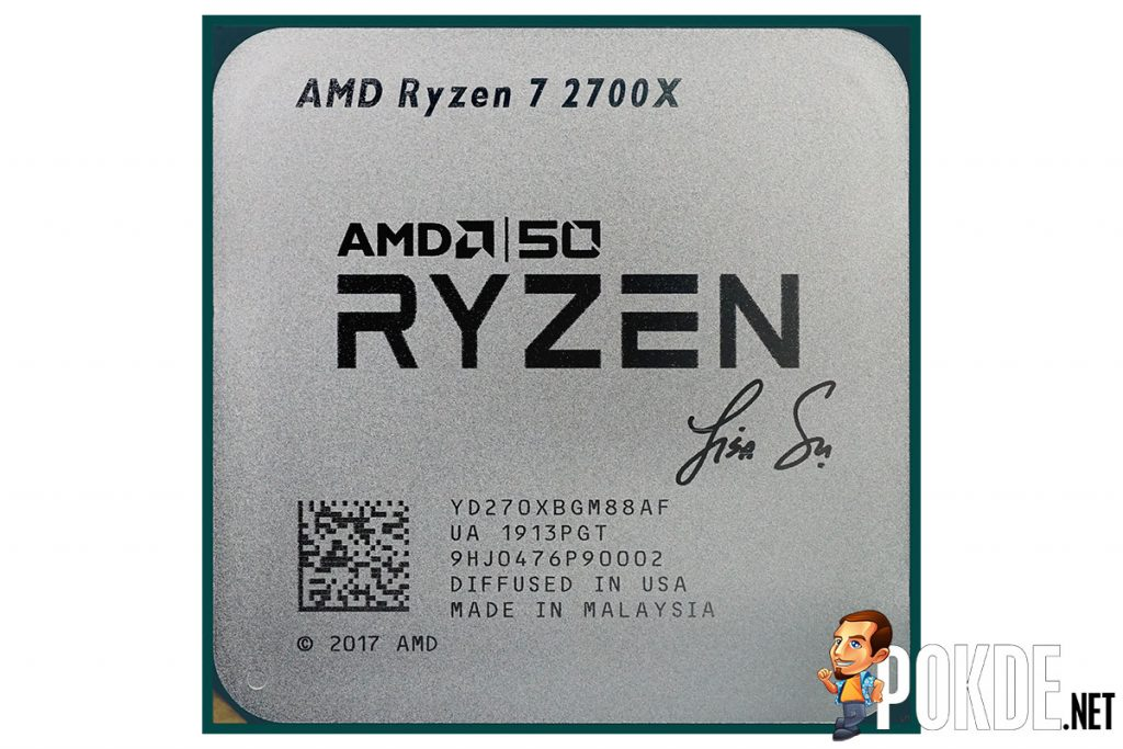 AMD Ryzen 7 2700X and Radeon VII Gold Editions available now until 8th June 2019 30