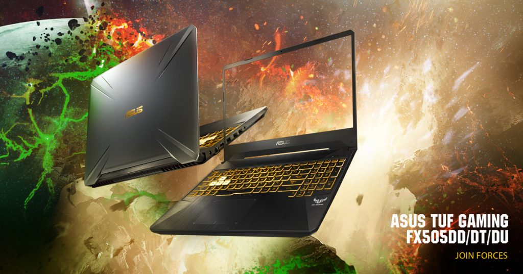 ASUS TUF FX505 And FX705 Powered By Latest AMD Processor And NVIDIA GeForce Cards Announced 23