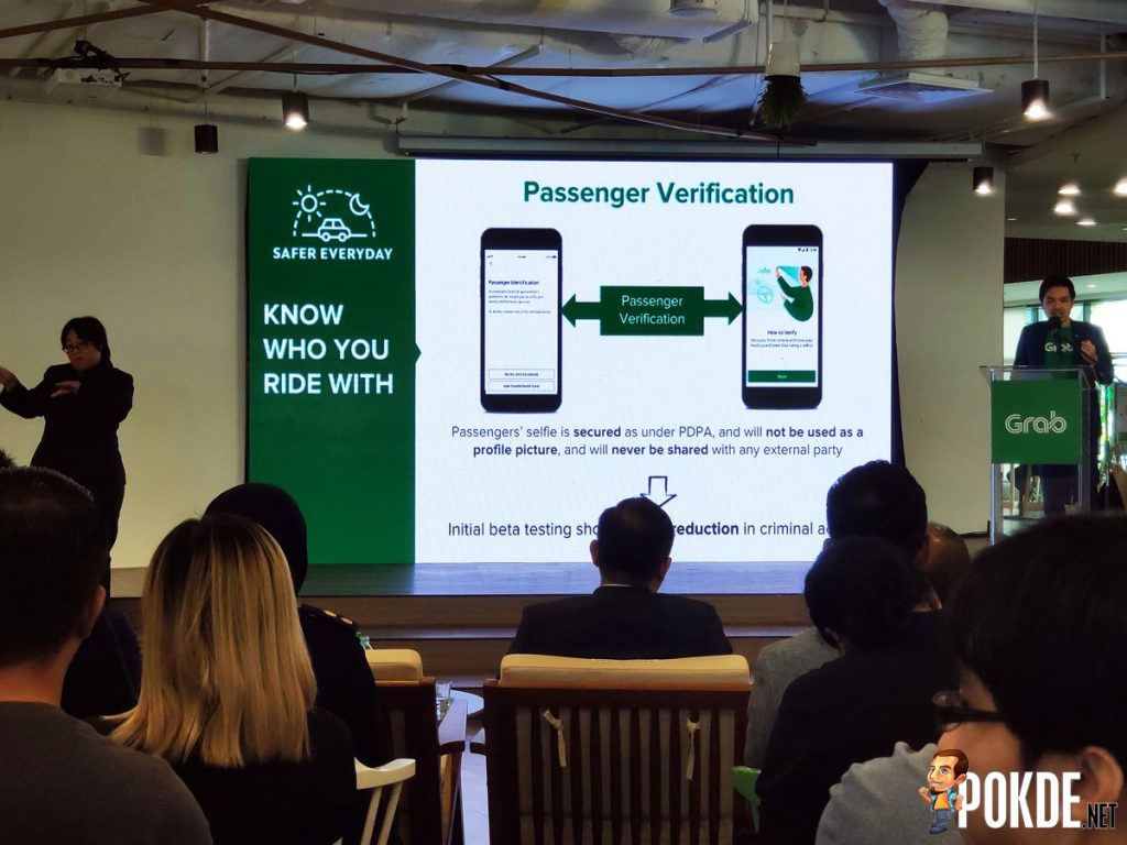 Grab Malaysia Implements Facial Recognition Technology For First-time Passengers 23