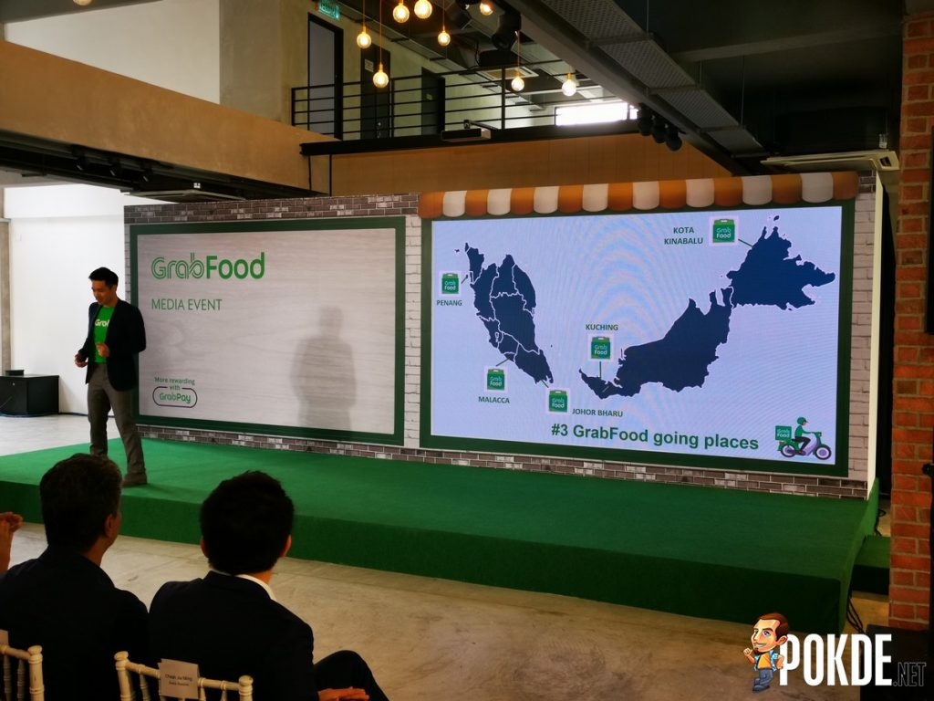 GrabFood to Be Integrated Into the Grab App - Now With More Food Choices and Available Locations