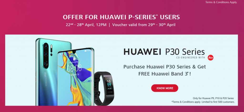 HUAWEI Celebrates Online Official Store's 5th Birthday With 5 Days Of Sales 27
