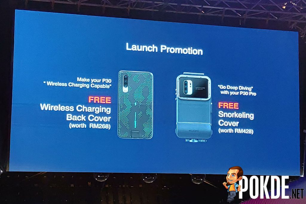 The HUAWEI P30 and HUAWEI P30 Pro will be offered with an exclusive bundle in Malaysia! 23