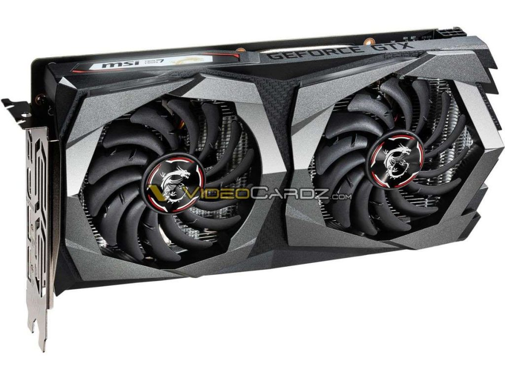 GeForce GTX 1650 cards from ASUS, MSI and ZOTAC pictured 29