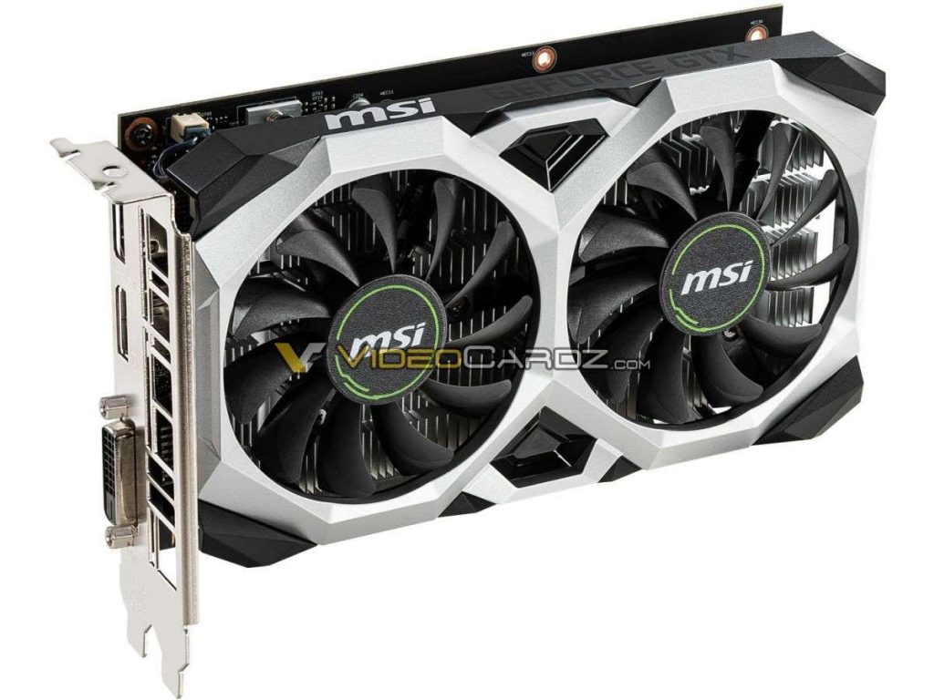 GeForce GTX 1650 cards from ASUS, MSI and ZOTAC pictured 30