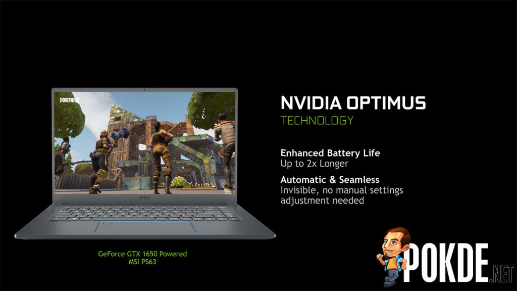 NVIDIA announces new GeForce GTX 16-series laptops — up to 50% faster than last-gen GTX 1060 gaming notebooks 25