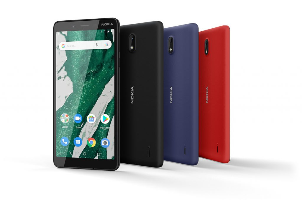 Nokia 1 Plus Set To Arrive On 2 May 2019 At RM329 21