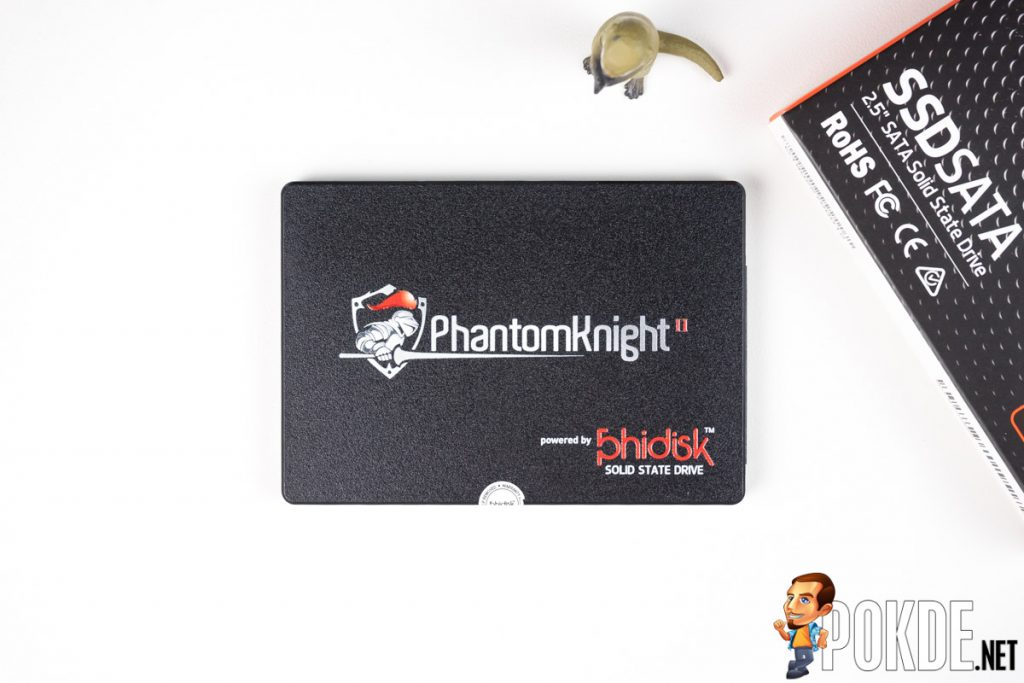 Phidisk PhantomKnight 960GB SATA SSD review — affordable SSDs have improved by leaps and bounds! 27