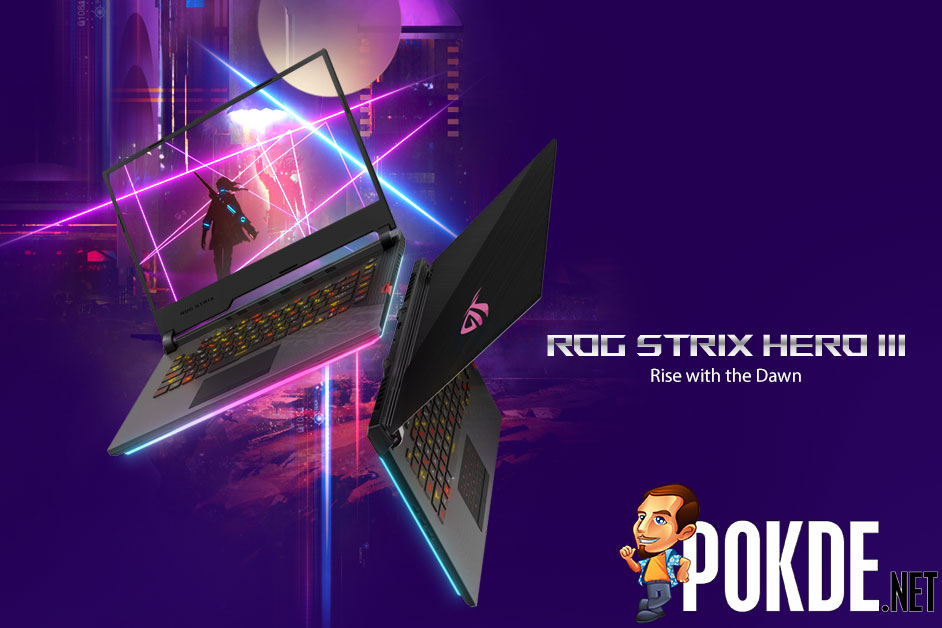 ASUS throws in a bit of BMW into the new ROG Strix SCAR III and Hero III 23