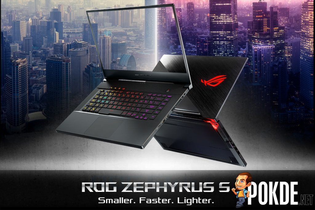 All-new ROG Zephyrus family now available with 9th Generation Intel Core processors 28