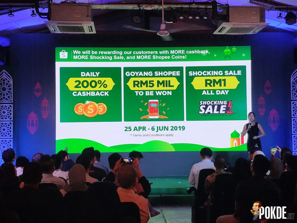 Raya Dengan Shopee Begins Today With Discounts Running Until 6 June 2019 22