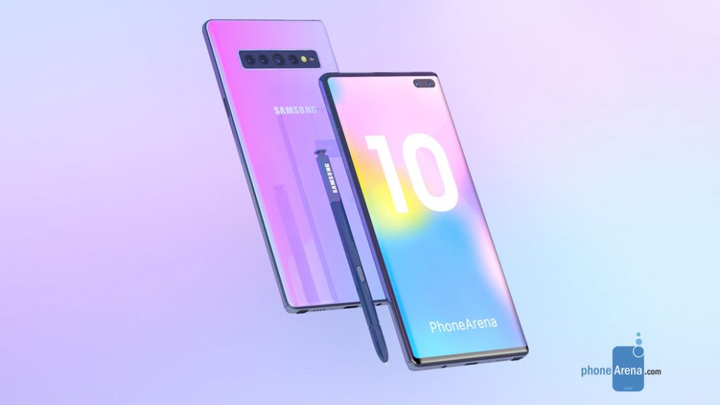 "Samsung Galaxy Note10 Pro will have a 6.75"" Dynamic AMOLED display 21"