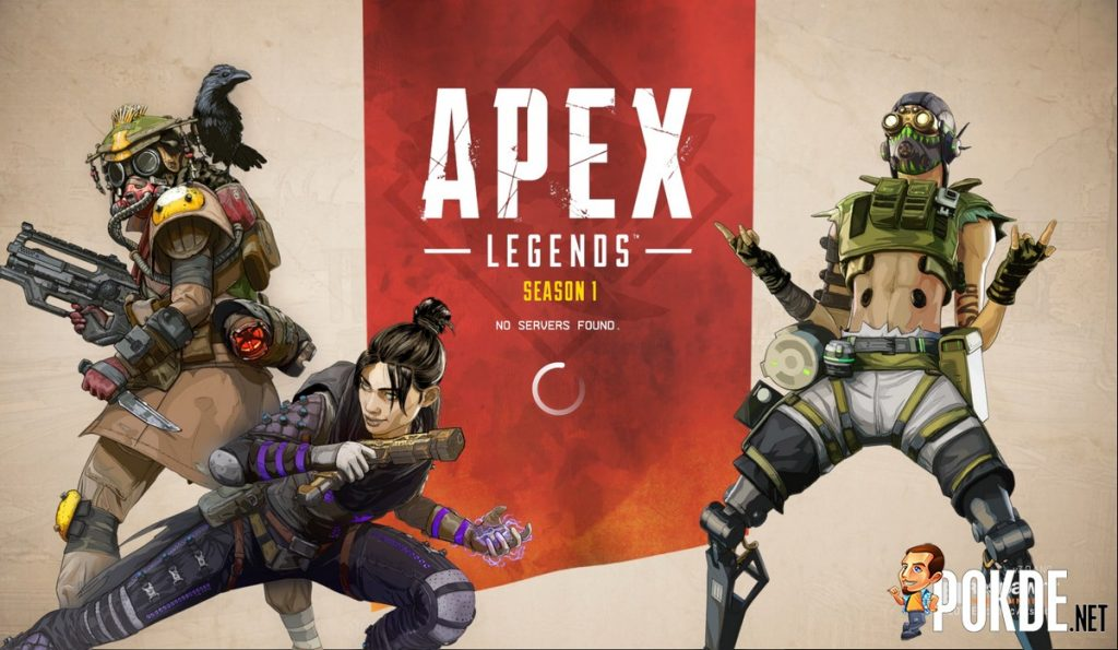 Apex Legends Servers Are Down