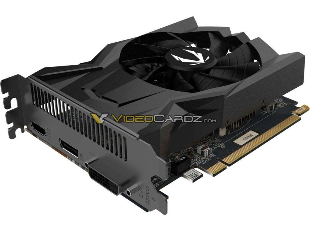 GeForce GTX 1650 cards from ASUS, MSI and ZOTAC pictured 33