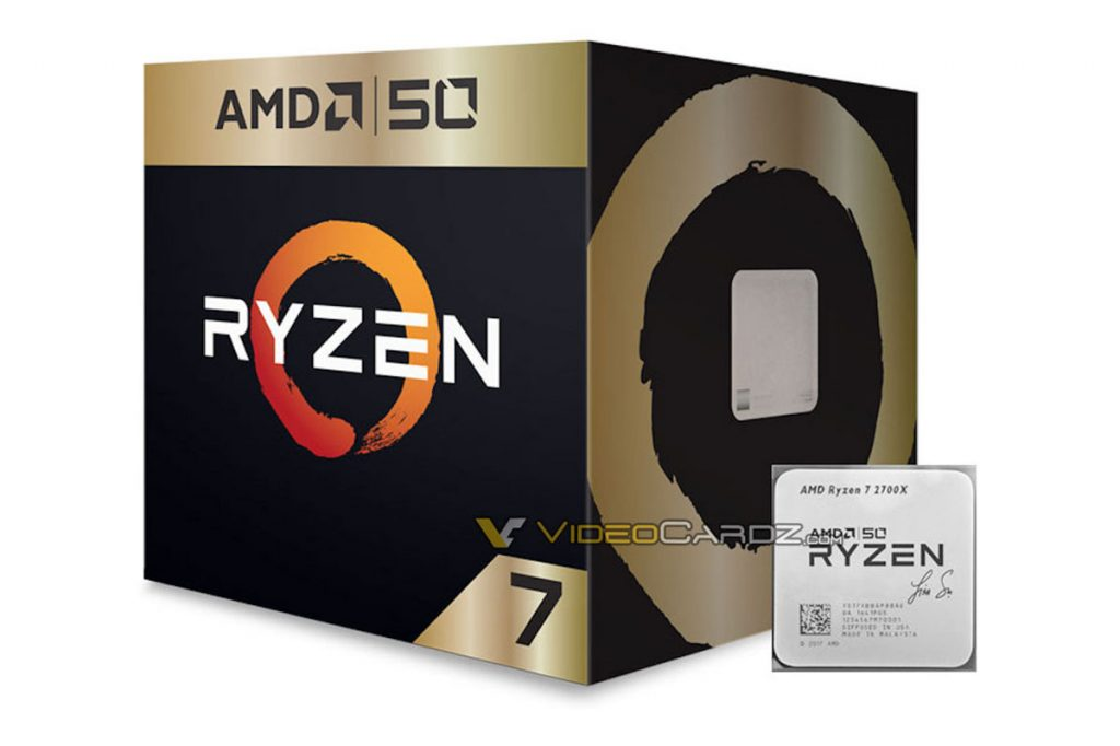 AMD's 50th Anniversary to be celebrated with new CPU, GPUs and motherboards 17