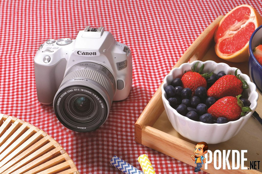 Canon EOS 200D II launched at RM2999 — comes with new DIGIC 8 image processor 19
