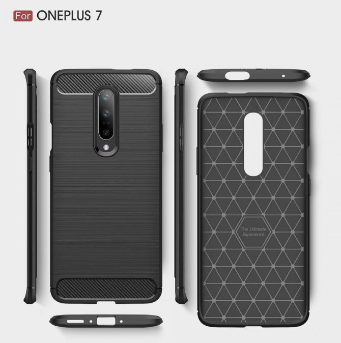 OnePlus 7 case renders reveals more about the upcoming device 20