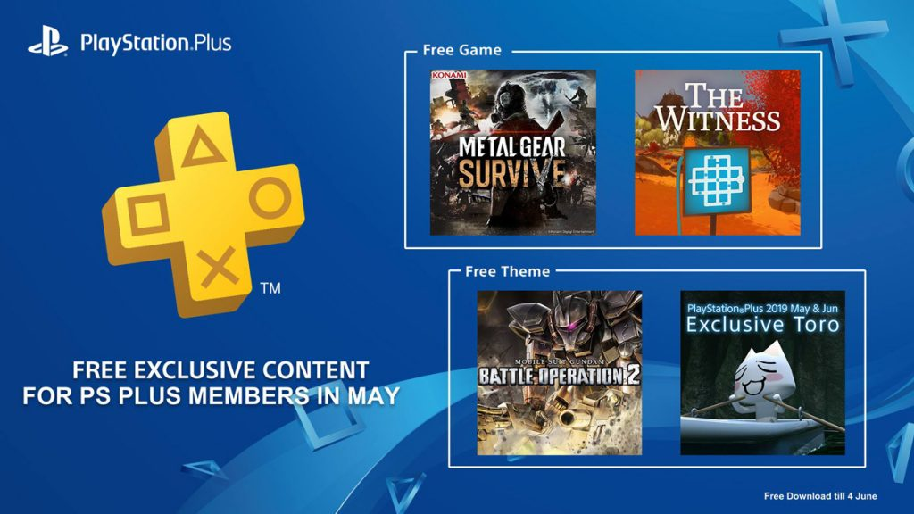 PS Plus Asia May 2019 Free Games Lineup 19