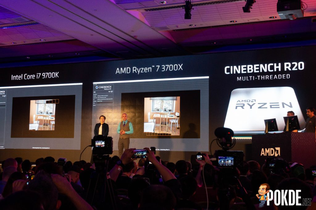 [Computex 2019] 3rd Generation AMD Ryzen processors launched — very much improved gaming and productivity performance! 24